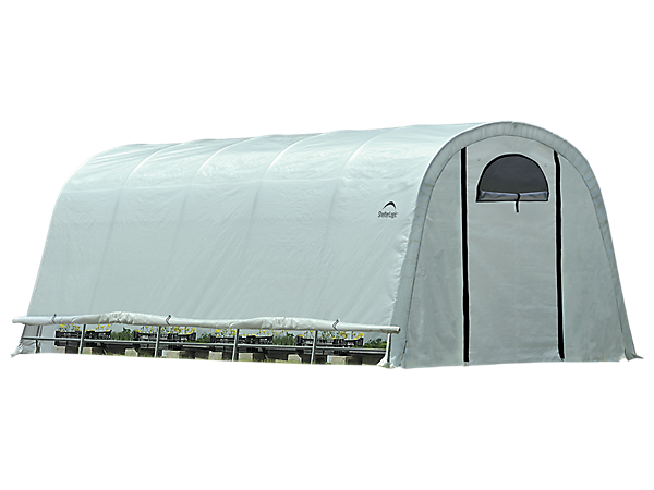GrowIT® Heavy Duty Round Greenhouse 12 x 20 x 8 ft.