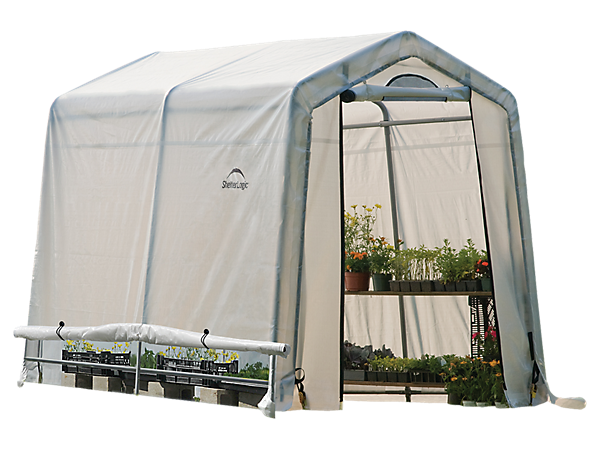 GrowIT® Greenhouse-in-a-Box 6 x 8 x 6 ft. 6 in.