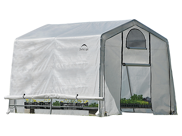 GrowIT® Greenhouse-in-a-Box 10 x 10 x 8 ft.