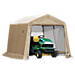 Shed-in-a-Box 10 x 10 x 8 ft.