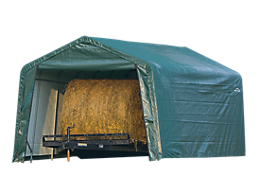 Storage Shelter 12 x 20 x 8 ft.