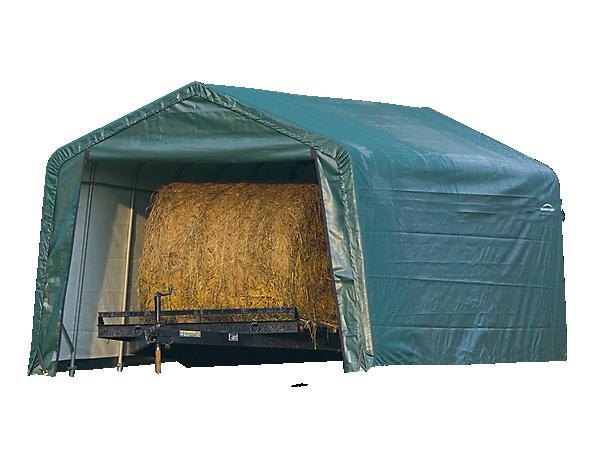 Storage Shelter 12 x 20 x 8 ft.