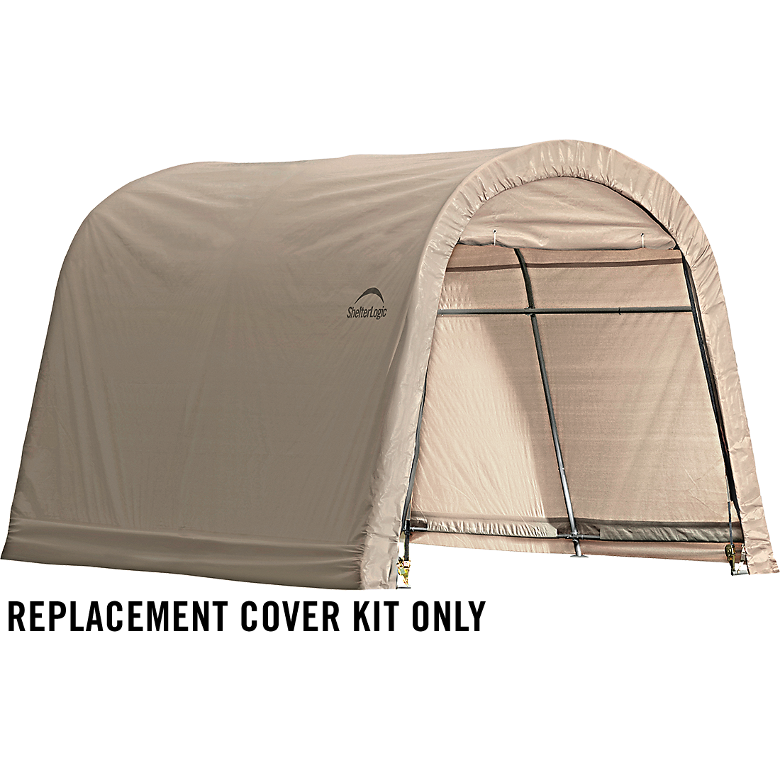 Shelterlogic Replacement Cover Kit : Replacement cover kit for the shed in a box roundtop