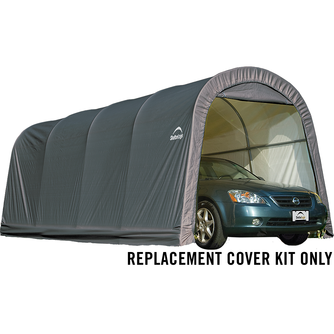 Replacement Tarps Round Top Shelters : Replacement cover kit for the autoshelter roundtop