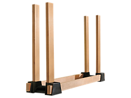 Firewood Rack Bracket Kit