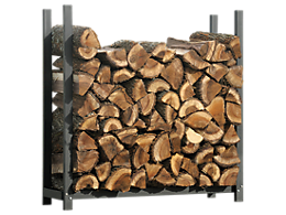 Ultra Duty Firewood Rack 4 ft.