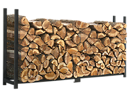 Ultra Duty Firewood Rack 8 ft.