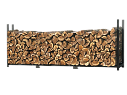 Ultra Duty Firewood Rack 12 ft.
