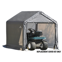 Replacement Cover Kit for the Shed-in-a-Box® 6 x 6 x 6 ft.