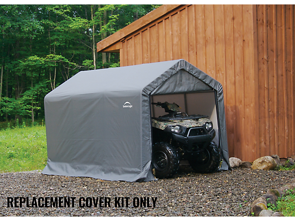 Replacement Cover Kit For The Shed In A Box 174 6 X 10 X 6 Ft