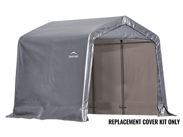 Shelterlogic Replacement Cover : Replacement cover kit for the shed in a box ft