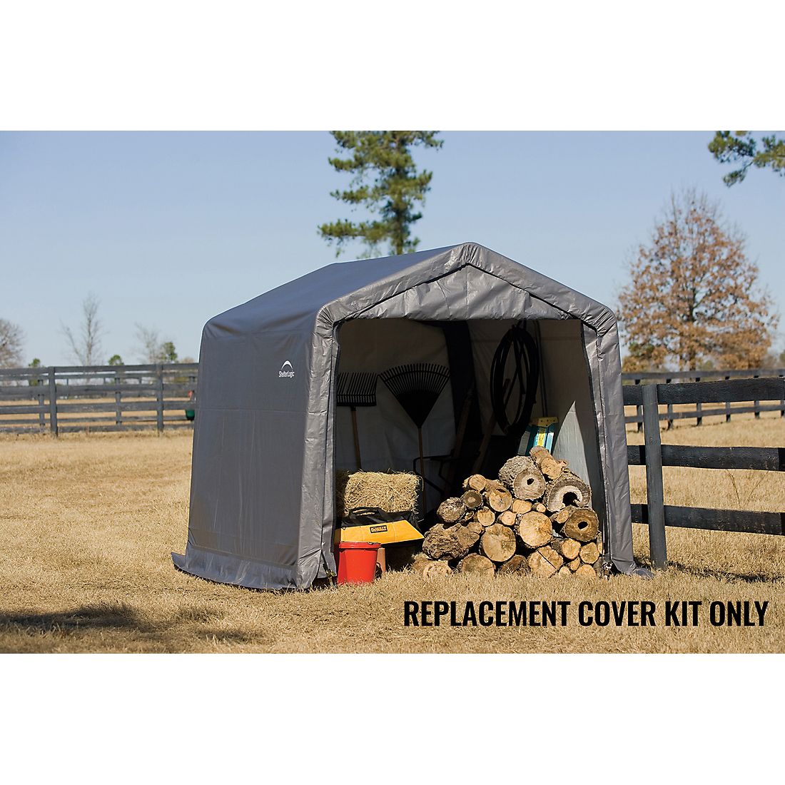 Replacement Cover Kit For The Shed In A Box 174 10 X 10 X 8 Ft