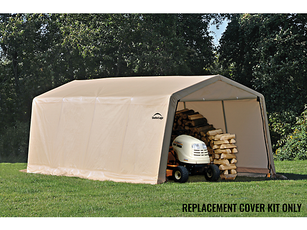 Shelterlogic Replacement Cover Kit : Replacement cover kit for the autoshelter ft