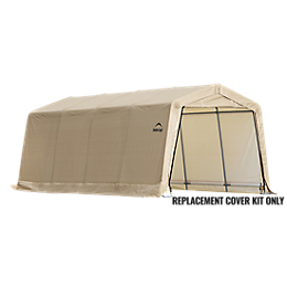 Replacement Cover Kit for the AutoShelter® 10 x 20 x 8 ft.