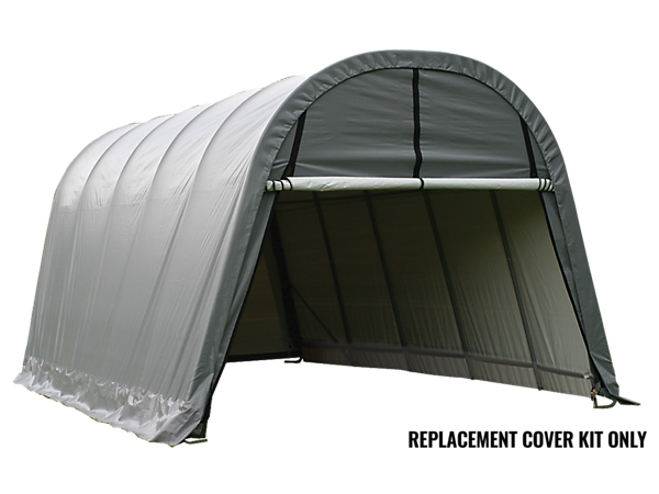 Shelterlogic Garage Replacement Covers : Replacement cover kit for the garage in a box round