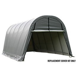Replacement Cover Kit for the Garage-in-a-Box® Round 12 x 20 x 10 ft.