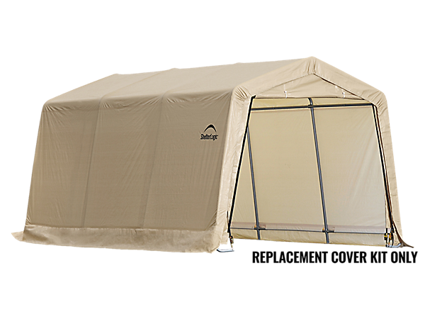 Shelterlogic Replacement Cover : Replacement cover kit for the autoshelter ft