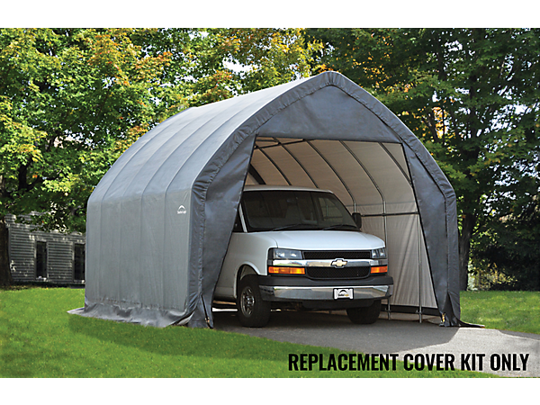 Shelterlogic Garage Replacement Covers : Replacement cover kit for the garage in a box suv truck