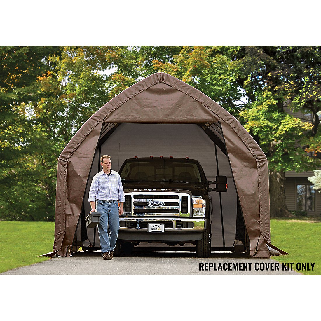 Instant Garage Replacement Covers : Replacement cover kit for the garage in a box suv truck