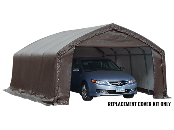 Shelterlogic Garage Replacement Covers : Replacement cover kit for the accelaframe™ hd shelter