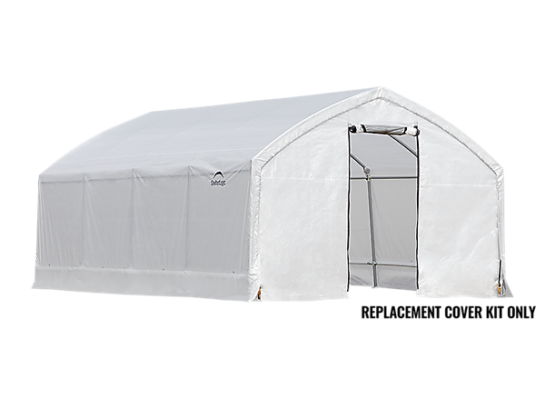 Replacement Cover Kit for the AccelaFrame HD Greenhouse 12 x 20 x 9 ft.
