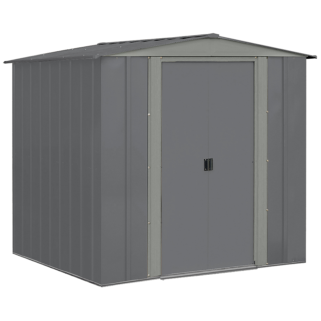 Arrow Shed 6 x 7 ft. in Grey