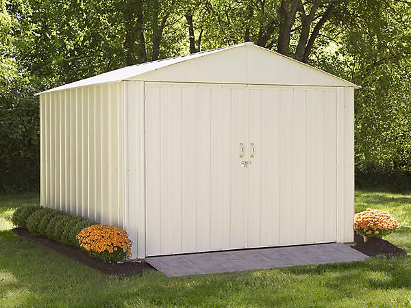 Commander™ Series 10 x 10 ft. Storage Building