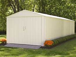 Commander™ Series 10 x 25 ft. Storage Building