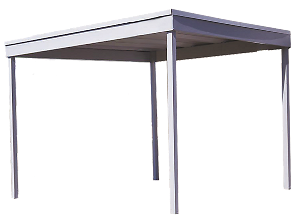 Freestanding Patio Cover/Carport, 10x10