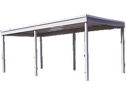 Freestanding Patio Cover/Carport, 10x20