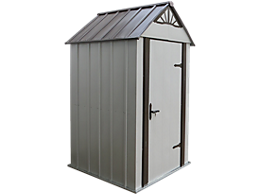 Designer™ Series Metro 4 x 4 ft. Shed