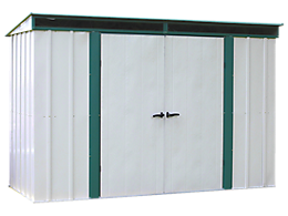 Euro-Lite™ Pent Window 10 x 4 ft. Shed