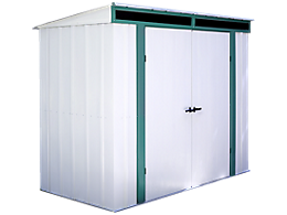 Euro-Lite™ Pent Window 8 x 4 ft. Shed