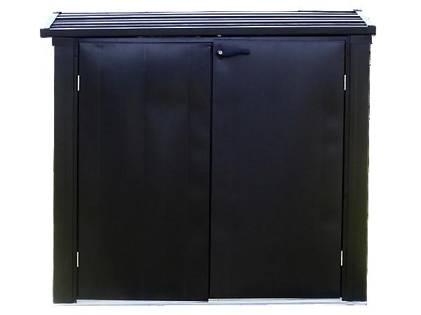 Versa-Shed Steel Storage 5 x 3 ft.  Electro Galvanized