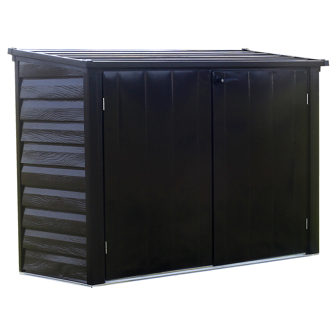 Versa-Shed Steel Storage 6 x 3 ft.  Electro Galvanized