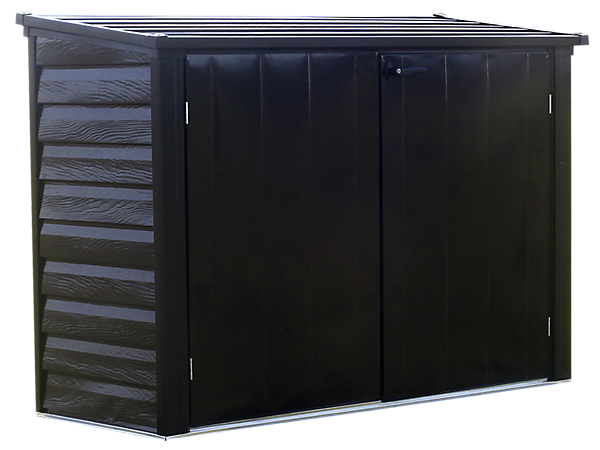 Versa-Shed Steel Storage 6 x 3 ft.  Electro Galvanized