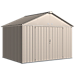 EZEE Shed 10 x 8 ft. Storage Shed in Cream