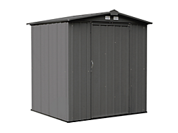 EZEE Shed 6 x 5 ft. Storage Shed in Charcoal