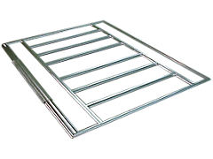 FLOOR FRAME KIT for Arrow 8x8, 10x7, 10x8, 10x9, and 10x10 Sheds