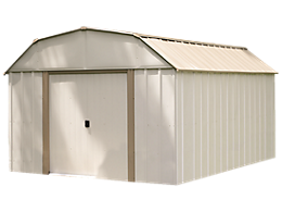 Lexington 10 x 14 ft. Steel Storage Shed