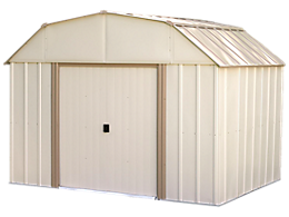 Lexington 10 x 8 ft. Steel Storage Shed