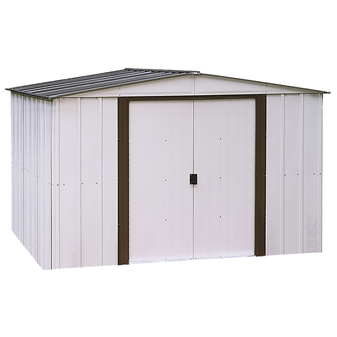 Newburgh 10 x 6 ft. Steel Storage Shed