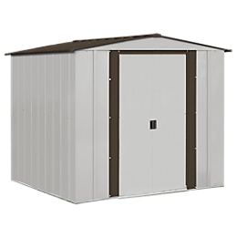 Newburgh 6 x 7 ft. Steel Storage Shed