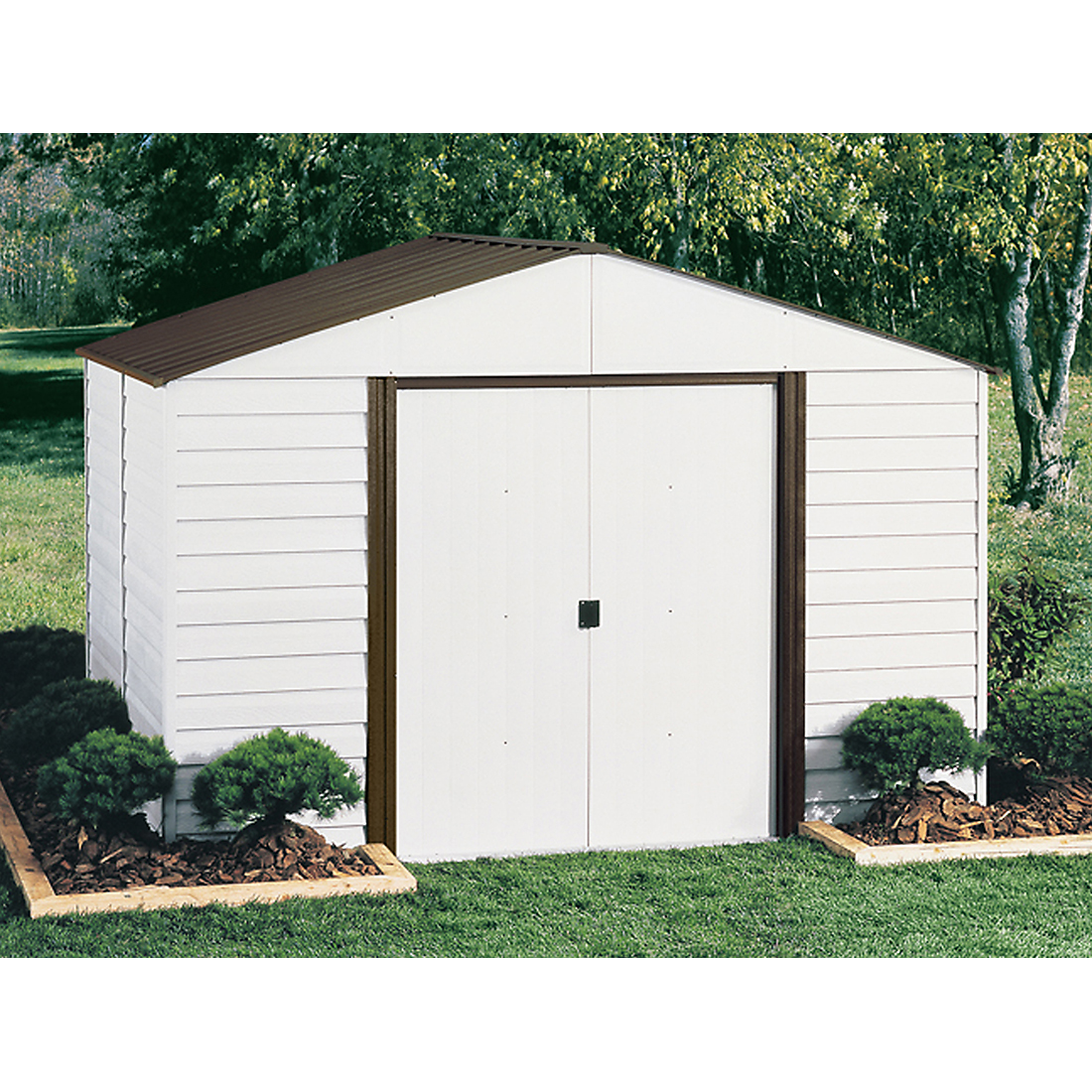 Parkview 10 x 8 ft. Shed