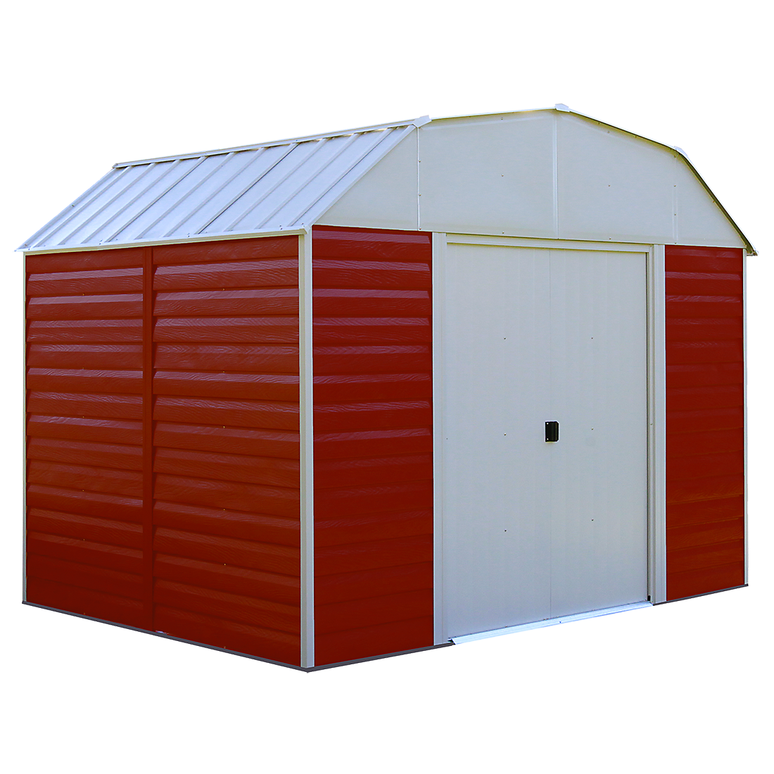 Red Barn 10 x 8 ft. Shed