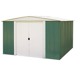Dresden Series 10 x 12 ft. Steel Shed