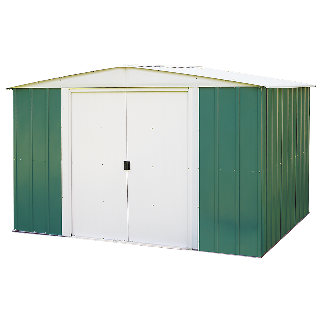 Dresden Series 10 x 8 ft. Steel Shed