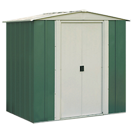 Dresden Series 6 x 5 ft. Steel Shed