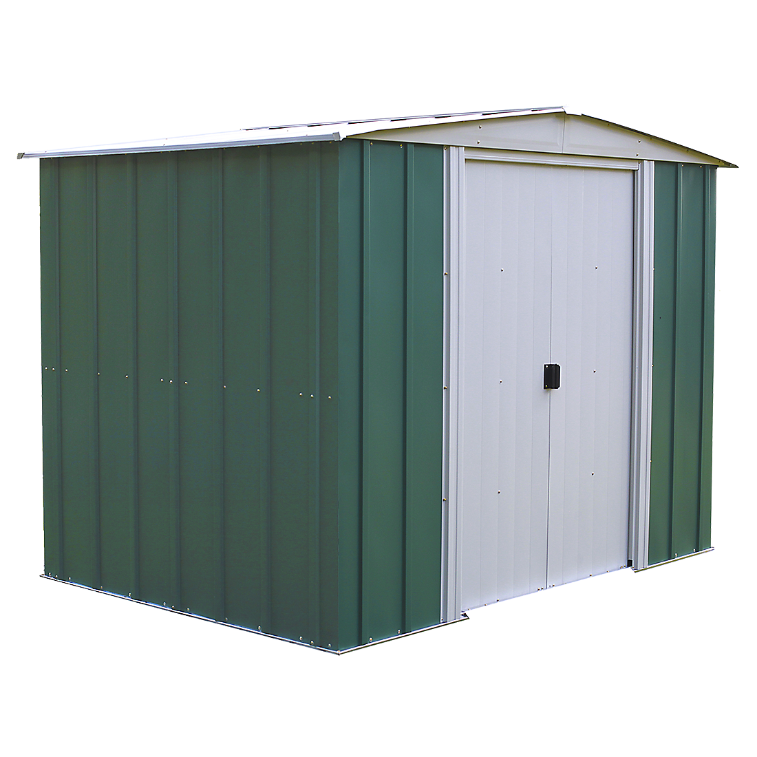 Dresden Series 8 x 6 ft. Steel Shed