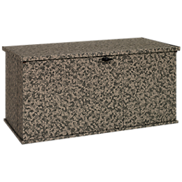 Bull Dog Series Camo Storage Chest